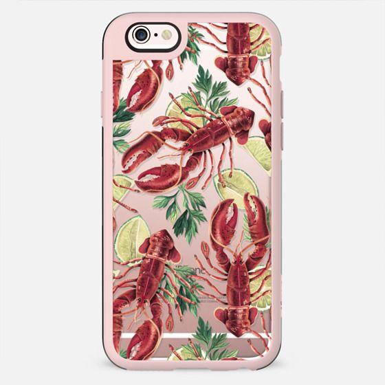 Lobster Pattern - New Standard Case