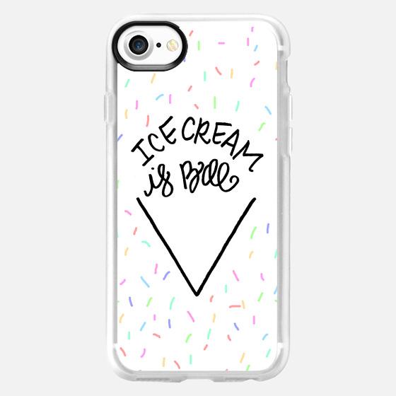 Ice Cream is Bae - Wallet Case