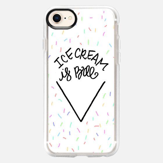Ice Cream is Bae - Snap Case