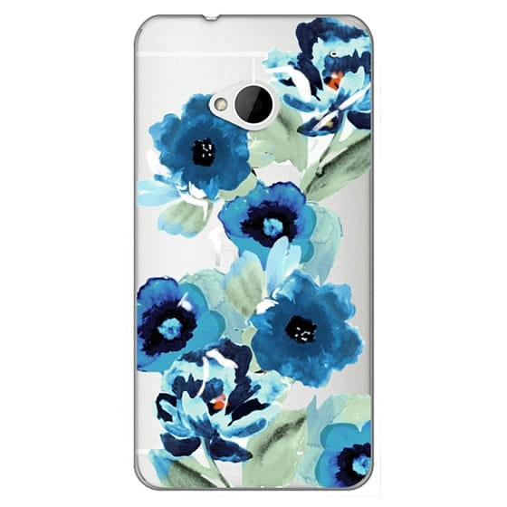 painted graphic floral