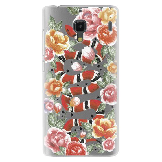 Redmi 1s Cases - Botanical Snake