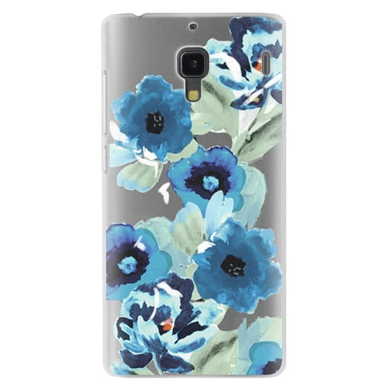 Redmi 1s Cases - painted graphic floral