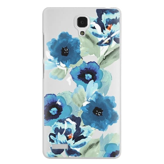 Redmi Note Cases - painted graphic floral