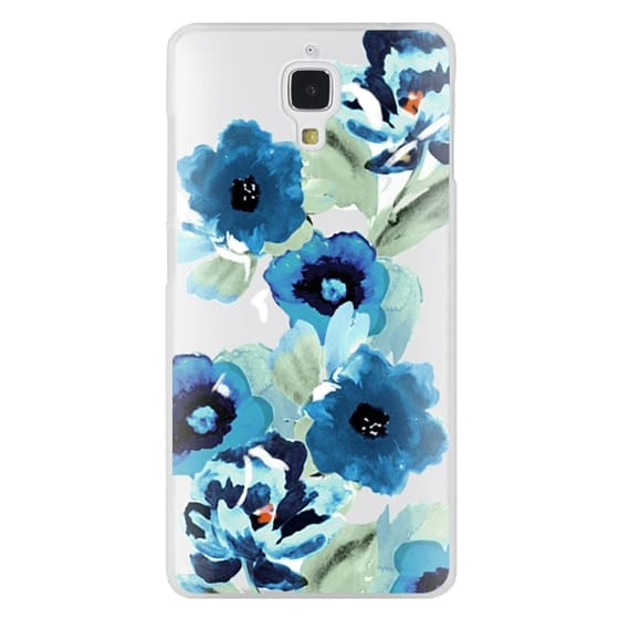 Xiaomi 4 Cases - painted graphic floral