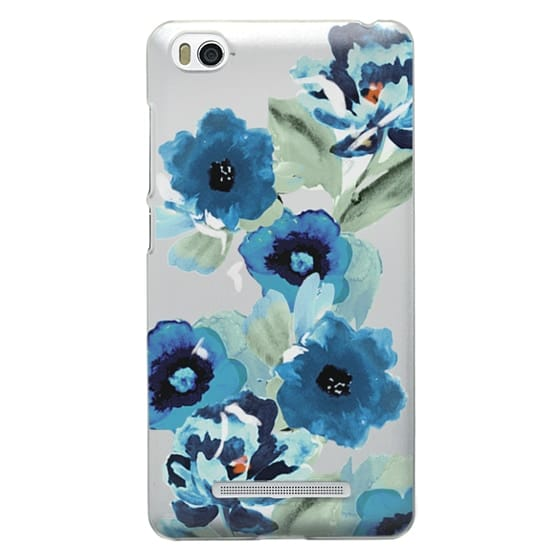 Xiaomi 4i Cases - painted graphic floral