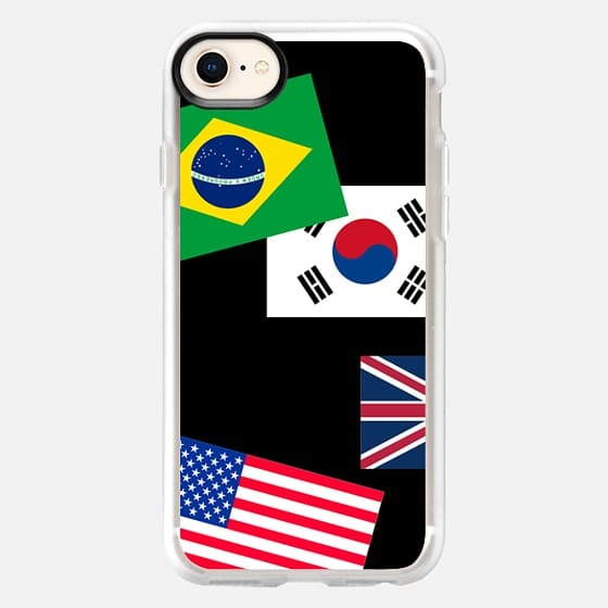 Graphical Olympics 2016 - Snap Case