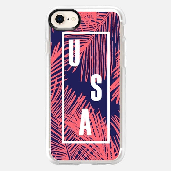 Olympic USA 1 - Snap Case
