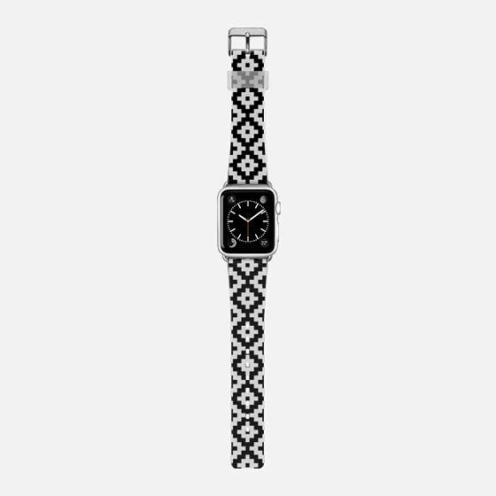 Navajo Pattern #2 (B&W) -