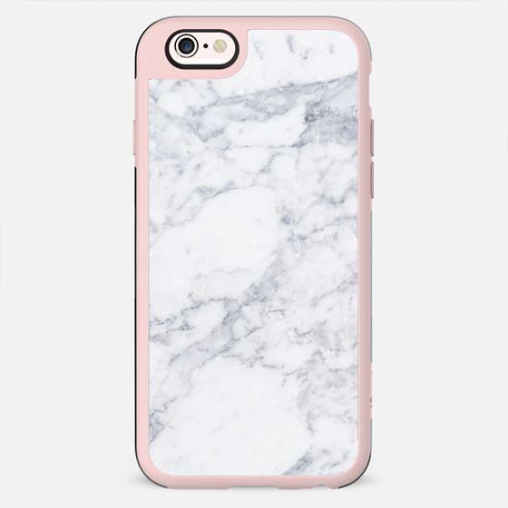 White Marble - New Standard Case