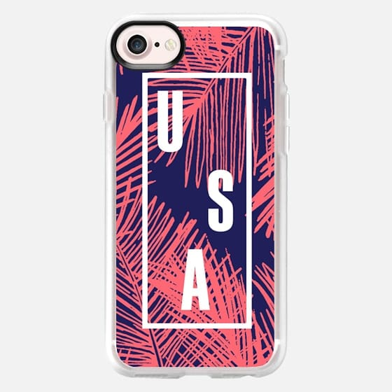 Olympic USA 1 - Classic Grip Case