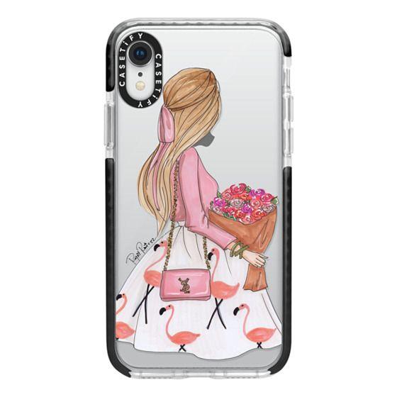 iPhone XR Cases - Flamingo
