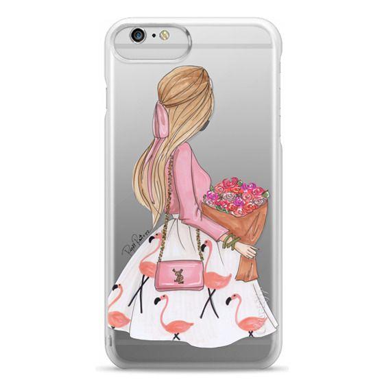 iPhone 6 Plus Cases - Flamingo