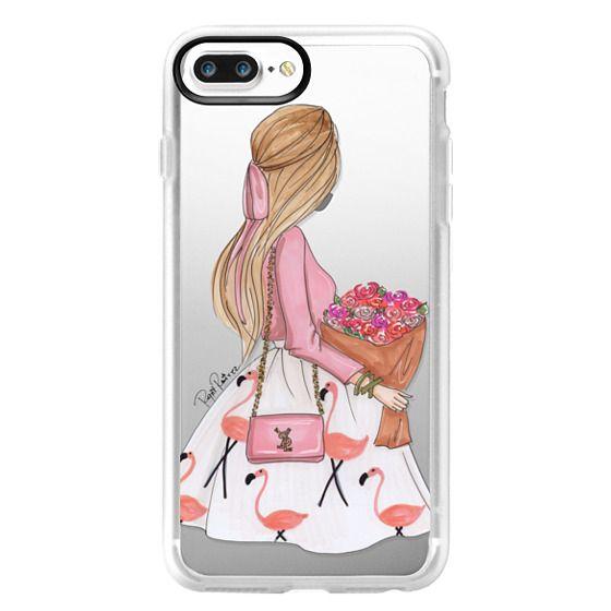 iPhone 7 Plus Cases - Flamingo