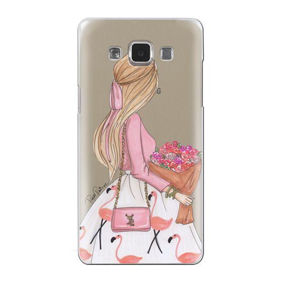 Samsung Galaxy A5 Cases - Flamingo