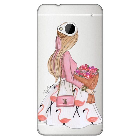 Htc One Cases - Flamingo