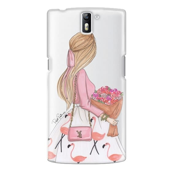 One Plus One Cases - Flamingo