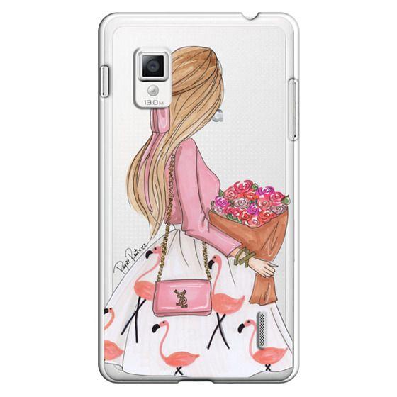 Optimus G Cases - Flamingo