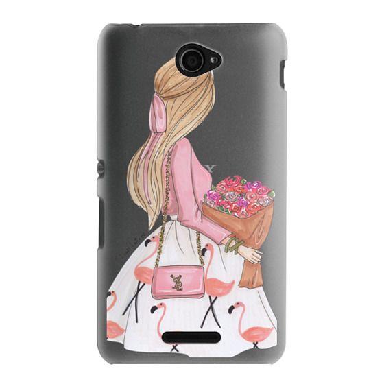 Sony E4 Cases - Flamingo