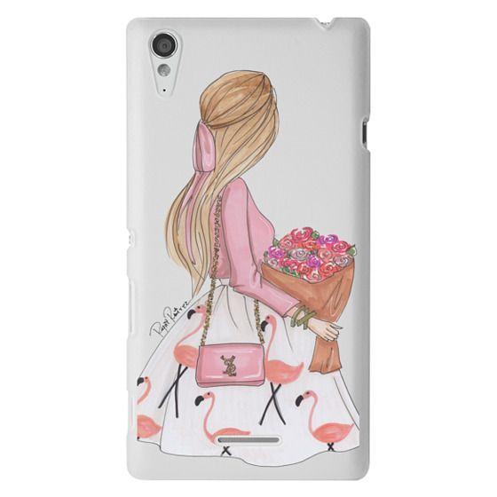 Sony T3 Cases - Flamingo