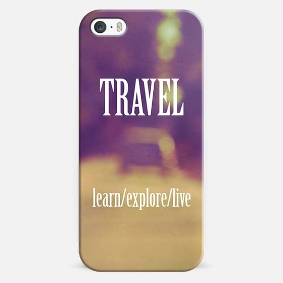 Travel - Classic Snap Case