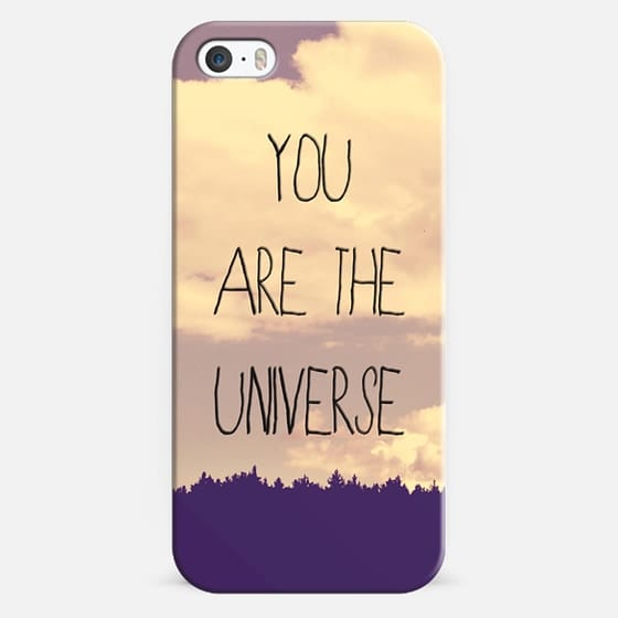 You are The Universe - Classic Snap Case