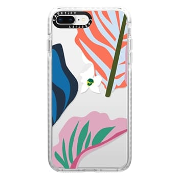 Impact iPhone 8 Plus Case - Foliage Mix 1