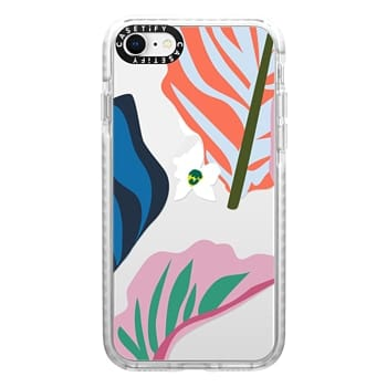 Impact iPhone 8 Case - Foliage Mix 1