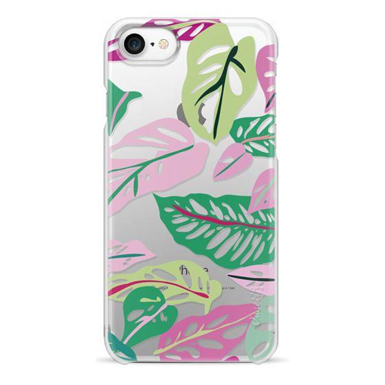 iPhone 7 Cases - Jungle Plants