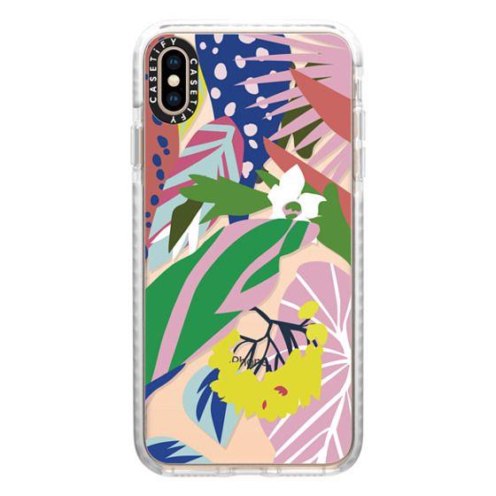 iPhone XS Max Cases - Verde Tropico