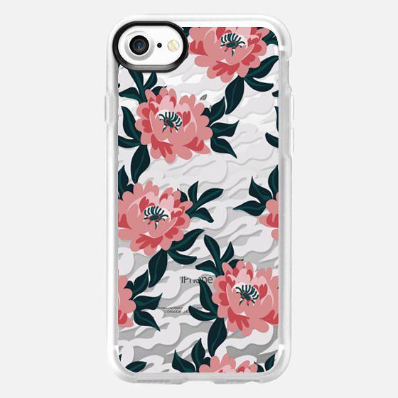 Pink Peony - Snap Case