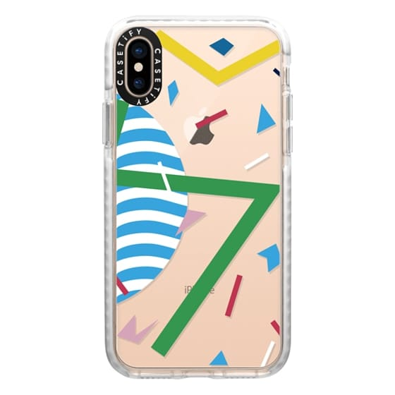 iPhone XS Cases - Shape Play