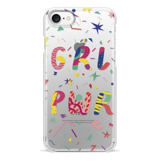 iPhone 7 Cases - GRL PWR