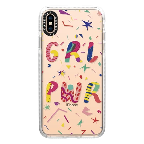 iPhone XS Max Cases - GRL PWR
