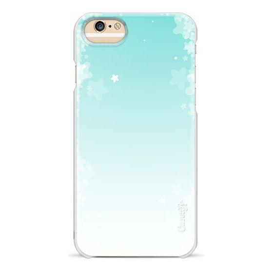 iPhone 6s Cases - Between Star Milkyway Gradient