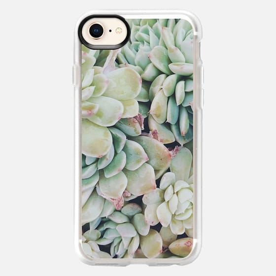 Succulent Plant - Snap Case