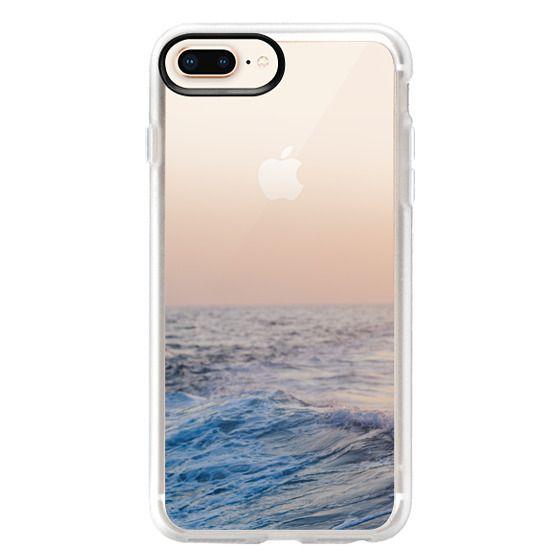 iPhone 8 Plus Cases - Ocean Waves