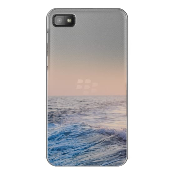 Blackberry Z10 Cases - Ocean Waves