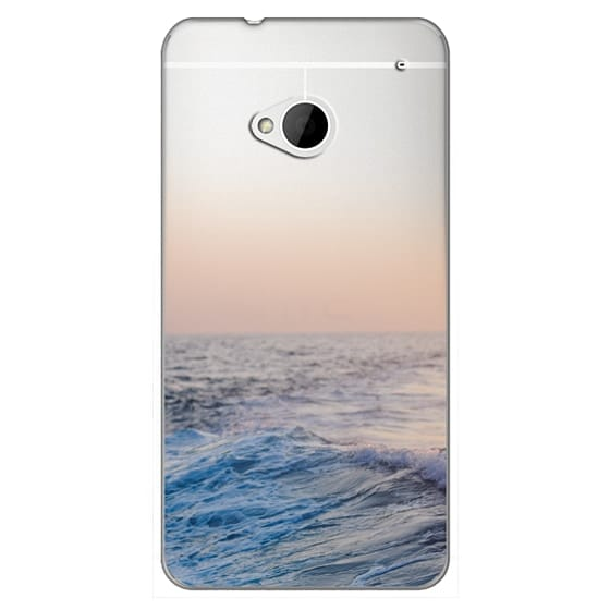 Htc One Cases - Ocean Waves