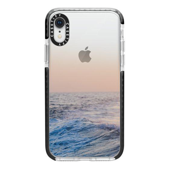 iPhone XR Cases - Ocean Waves