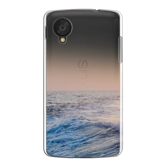 Nexus 5 Cases - Ocean Waves