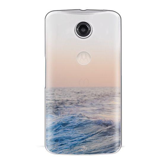 Nexus 6 Cases - Ocean Waves