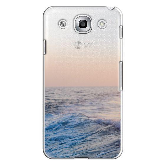 Optimus G Pro Cases - Ocean Waves