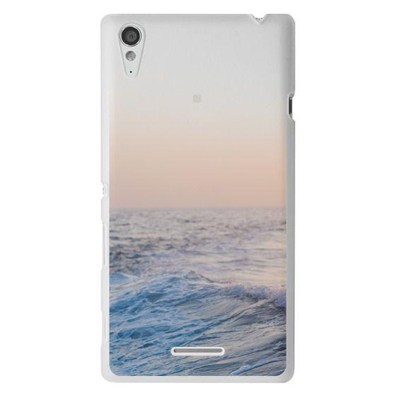 Sony T3 Cases - Ocean Waves