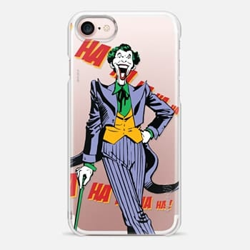 iPhone 7 Case Joker in Action Color