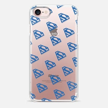 iPhone 7 Case colette Superman logos
