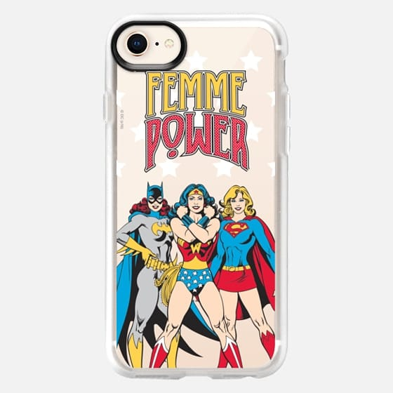 FEMME POWER - Snap Case