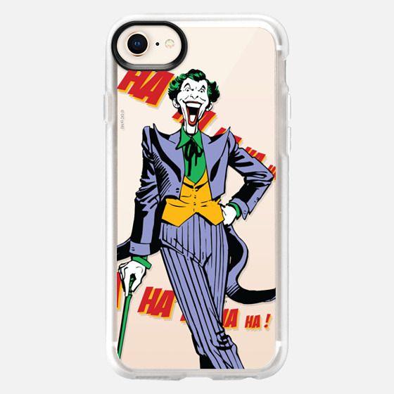 Joker in Action Color - Snap Case