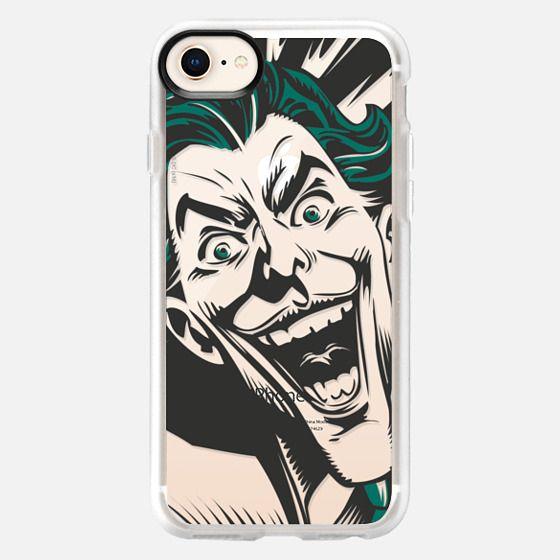 Joker Portrait - Snap Case