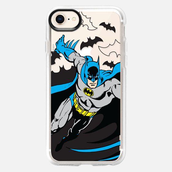 Batman in Action Color - Snap Case