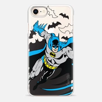 iPhone 8 Case Batman in Action Color